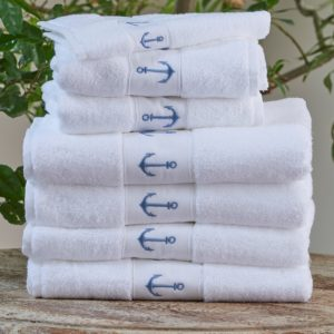 Anchor Bath Towels