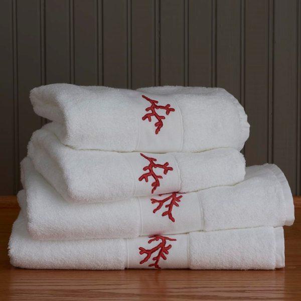 Coral Towels