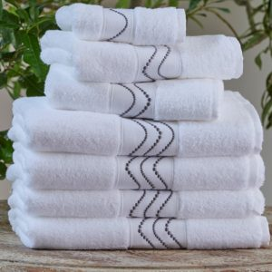 Olivia Bath Towels