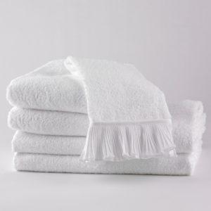 Plisse Towels