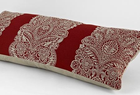 Santarita Red Pillow