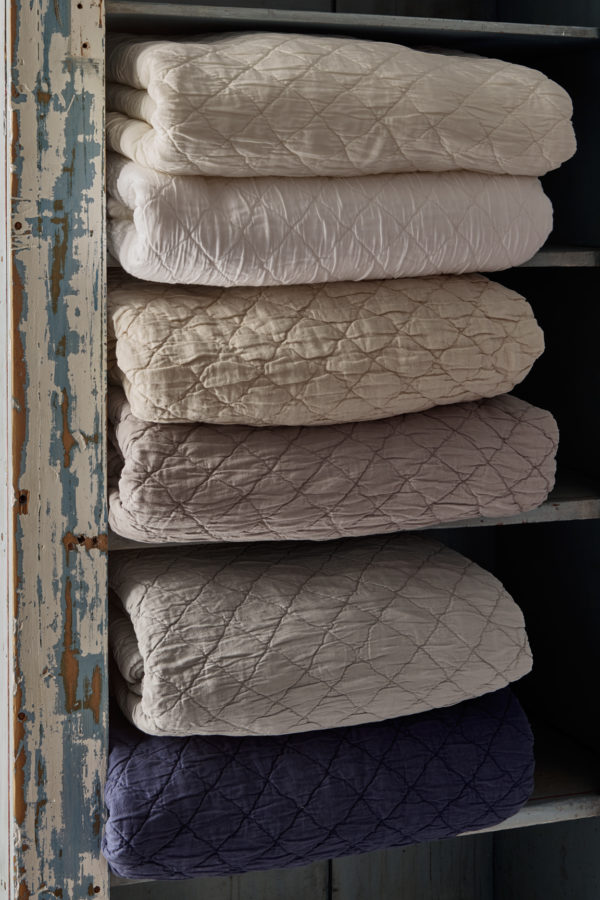 Louisa Coverlet Stack
