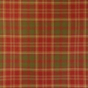 Red Grant Wool Plaid