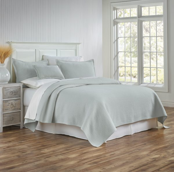 Tracey Seaglass Coverlet