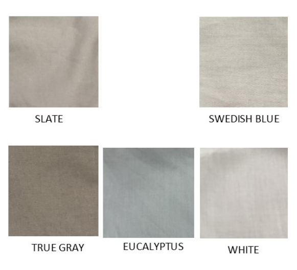Website Sateen Application Colors