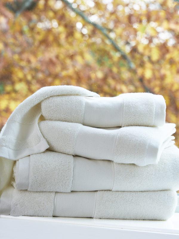 Petra Towels Ivory