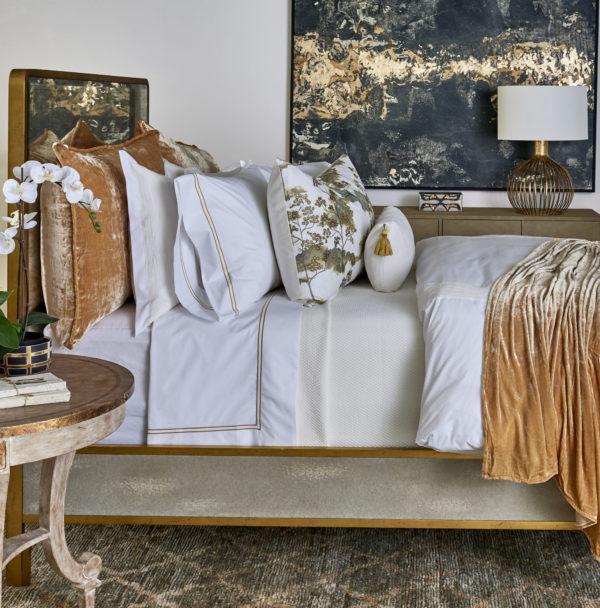 Arlesienne Ivory Bedding