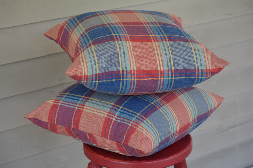 American Plaid Pillows2