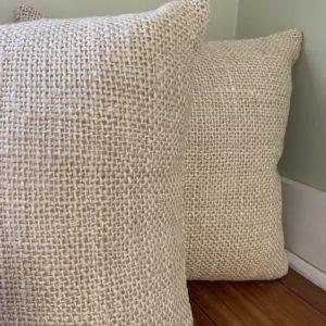 Chenil Dune Sample Sale Pillow