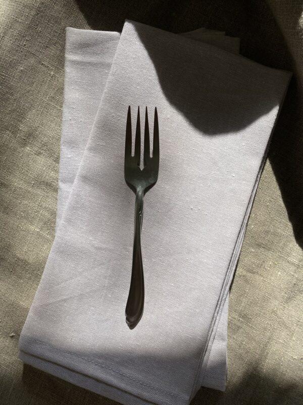 Dusk with fork