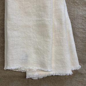 Rustic Linen Hand Towel