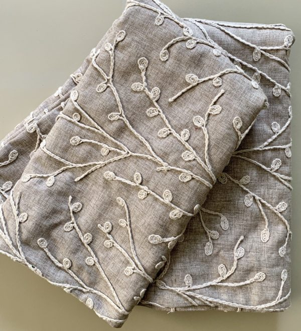 Topiary Pillowcase