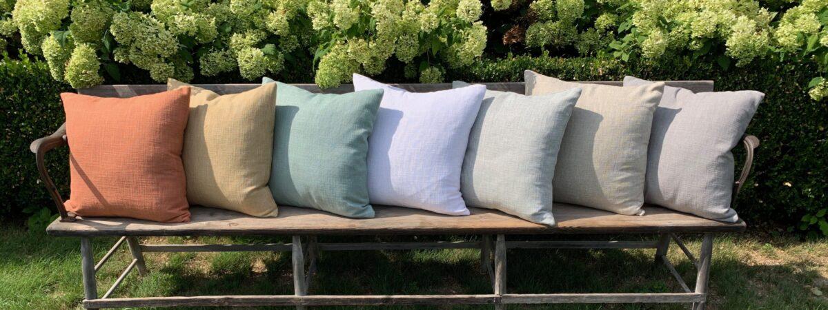 Barrington Pillows