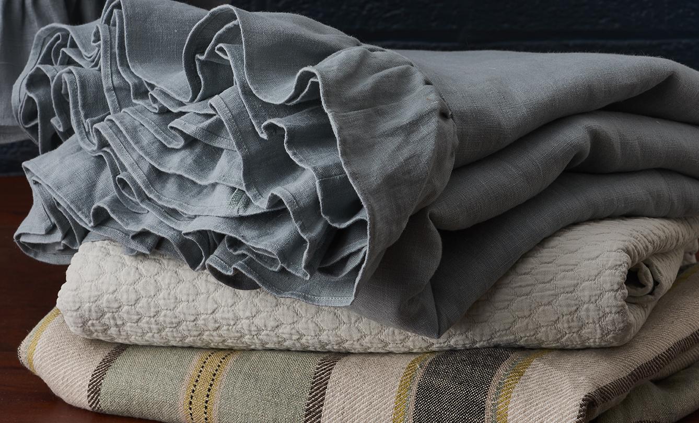 Ruffled Linen