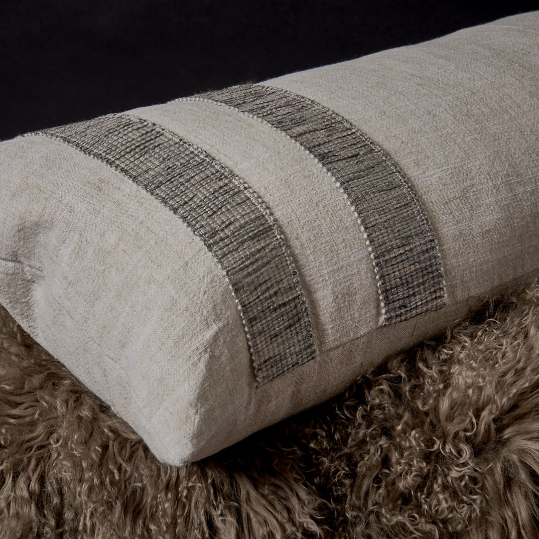 DUNE WALK LUMBAR PILLOW